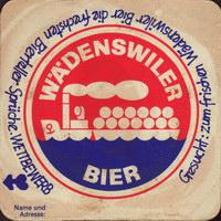 Pivní tácek wadenswil-3-small