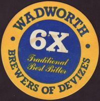 Pivní tácek wadworth-11-small