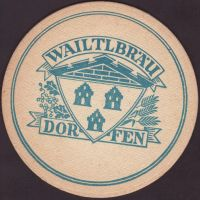 Beer coaster wailtlbrau-1-oboje-small