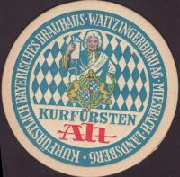 Pivní tácek waitzinger-kurfurstlich-bayerisches-brauhaus-2-small