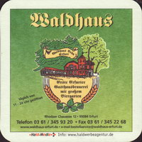 Beer coaster waldhaus-erfurt-4-small