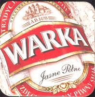 Pivní tácek warka-11
