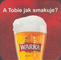 Beer coaster warka-12