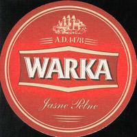 Pivní tácek warka-13-oboje