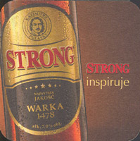 Beer coaster warka-14