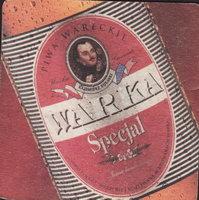 Pivní tácek warka-16