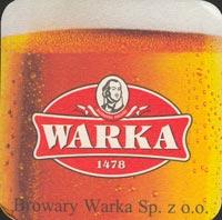 Beer coaster warka-2