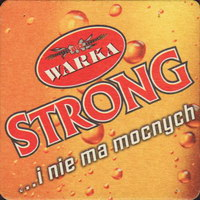 Beer coaster warka-20-zadek-small