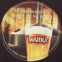 Beer coaster warka-21