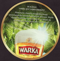Beer coaster warka-25-small