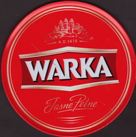 Beer coaster warka-27-small