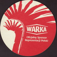 Beer coaster warka-29-zadek-small
