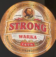 Pivní tácek warka-3-oboje