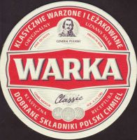 Beer coaster warka-32-oboje-small
