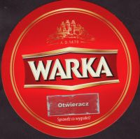 Beer coaster warka-34-small