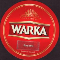 Beer coaster warka-35-small