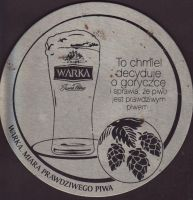 Beer coaster warka-36-small