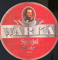 Pivní tácek warka-8