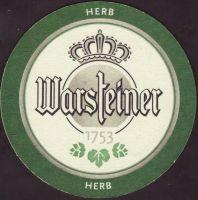 Beer coaster warsteiner-212