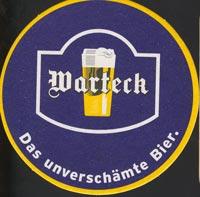 Pivní tácek warteck-2