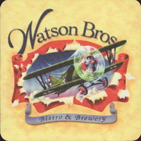 Beer coaster watson-brothers-brewhouse-1-small