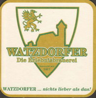 Beer coaster watzdorfer-traditions-3-small