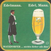 Beer coaster watzdorfer-traditions-3-zadek-small