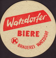 Beer coaster watzdorfer-traditions-5-small