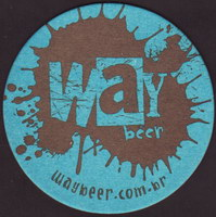 Beer coaster waybeer-1