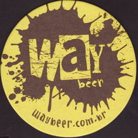 Beer coaster waybeer-2-small