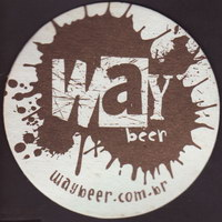 Beer coaster waybeer-5-small