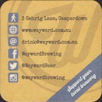 Beer coaster wayward-1-zadek-small