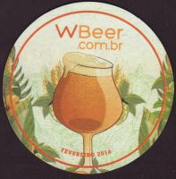 Beer coaster wbeer-6-small