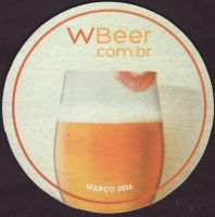 Beer coaster wbeer-8-small