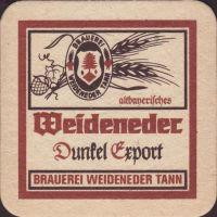 Pivní tácek weideneder-brau-10-zadek-small