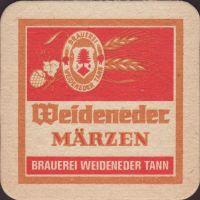 Pivní tácek weideneder-brau-11-zadek-small