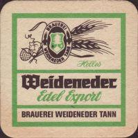 Pivní tácek weideneder-brau-13-zadek-small