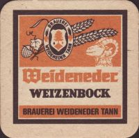 Pivní tácek weideneder-brau-14-zadek-small