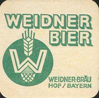 Pivní tácek weidner-1