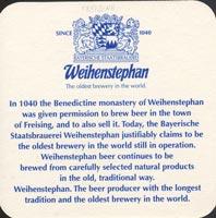Pivní tácek weihenstephan-1-zadek