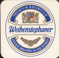 Pivní tácek weihenstephan-1