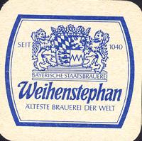 Pivní tácek weihenstephan-10