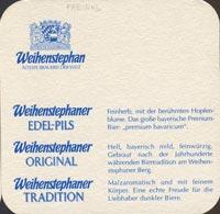 Pivní tácek weihenstephan-2-zadek