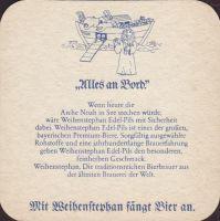Pivní tácek weihenstephan-21-zadek-small