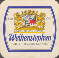 Pivní tácek weihenstephan-4