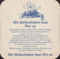 Pivní tácek weihenstephan-44-zadek-small