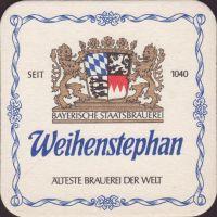 Pivní tácek weihenstephan-50-small