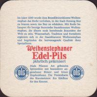 Pivní tácek weihenstephan-50-zadek-small