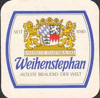 Pivní tácek weihenstephan-9