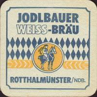 Beer coaster weissbrau-jodlbauer-1-small
